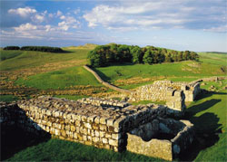Photograph of Housesteads